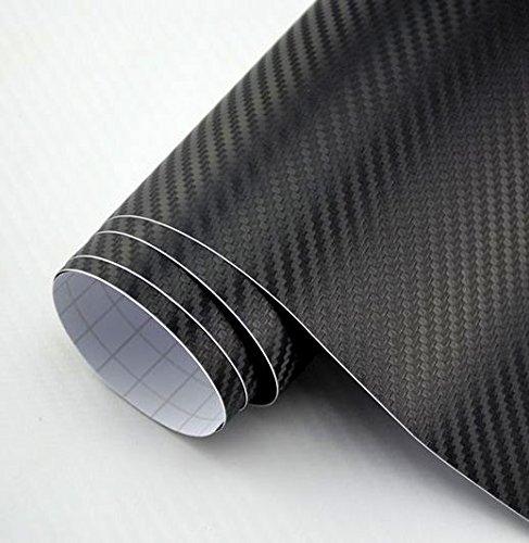 Tufkote – 3D Carbon Fiber Twill-Weave Matte Design Decal Car Wrap Vinyl Film