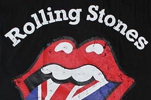 ローリングストーンズ Tシャツ THE ROLLING STONES ザ・ローリング・ストーンズ【ユニオンジャック】メンズ/レディース