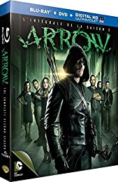 Arrow - Saison 2 - Blu-Ray+ Copie Digitale