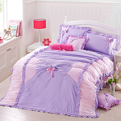 Lace Bedding Sets 1337 front