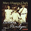 Kitchen Privileges: Memoirs of a Bronx Girlhood Audiobook by Mary Higgins Clark Narrated by Mary Higgins Clark