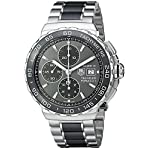 TAG Heuer Men's THCAU2010BA0873 Formula 1 Analog Display Swiss Automatic Silver Watch