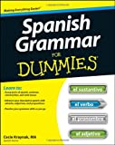 Product 1118023803 - Product title Spanish Grammar For Dummies