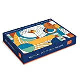 img - for Frank Lloyd Wright Foundation Hoffman House Rug Design 1000 Piece Puzzle book / textbook / text book