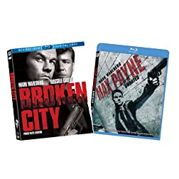 Broken City / Max Payne (Two-Pack) [Blu-ray]