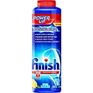 Finish Power-Up Booster Dishwasher Detergent-14OZ FINISH POWER-UP