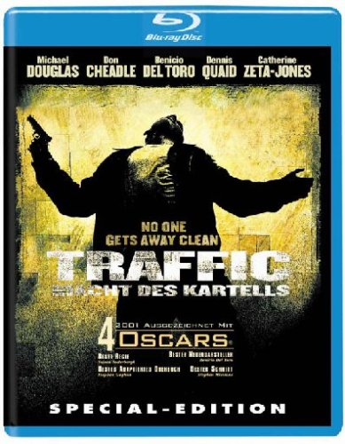 Traffic - Macht des Kartells [Blu-ray] [Special Edition]