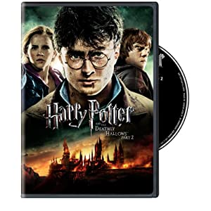 Harry Potter and the Deathly Hallows, Part 2 on DVD