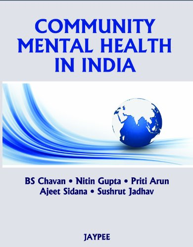 community mental health in india pdf