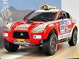 【VITESSE/ビテス】1/43 三菱 レーシングランサー 2011 ダカールラリー