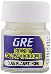 GRE Acrylic Night Glow Paint (Blue Planet)