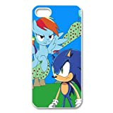 FashionFollower Design Classical Cartoon Series Sonic the Hedgehog Cute Phone Case Suitable For iphone5 IP5WN31506