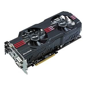 Asus Carte Graphique Nvidia ENGTX570 DCII/2DIS/1280MD5 PCI-Express