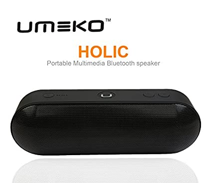 UMEKO Holic Portable Bluetooth Speaker
