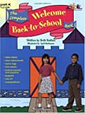 img - for The Complete Welcome Back-to-School Book for preK-K book / textbook / text book