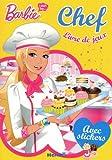 echange, troc Collectif - Livre de jeux Barbie I can be (visuel vert)