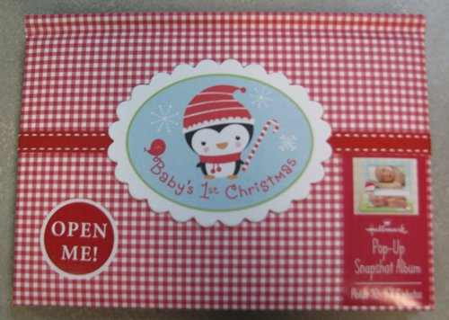 Baby First Christmas Card front-624965