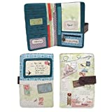 Disaster Designs Bon Voyage Travel Wallet