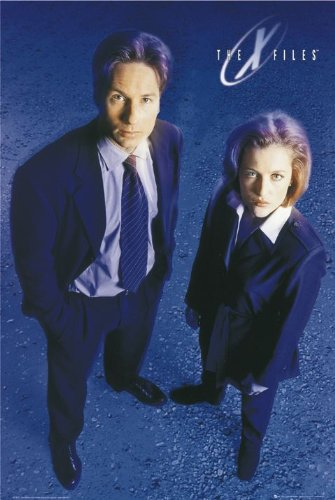 THE X FILES POSTER - MULDER  X Files Poster
