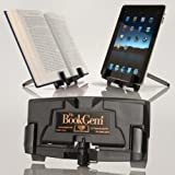 Bookgem Book Holder – iPad Stand, Kindle, Tablet, & eBook Holder