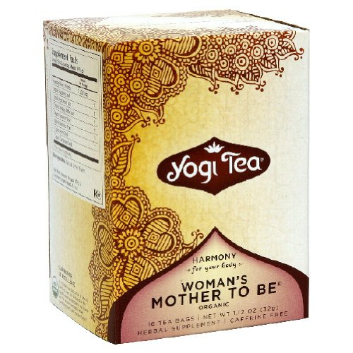 Mother To Be Tea Yogi Teas 16 Bag