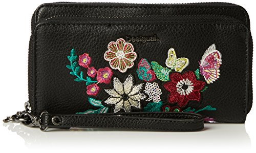 Desigual two levels lily, portefeuille femme -...