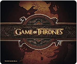 Tapis De Souris 'Game Of Thrones' - Logo & Carte