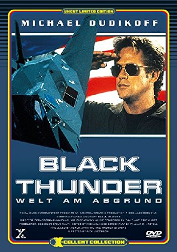 Black Thunder - Die Welt am Abgrund - Uncut - X-Cellent Collection Nr.7 [Limited Edition]