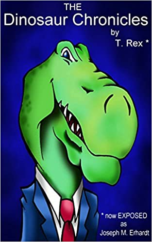 The Dinosaur Chronicles Book Cover
