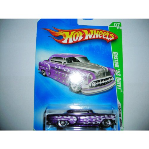 Hot Wheels 2009 Treasure Hunt Custom '53 Chevy 1:64 Scale - 1