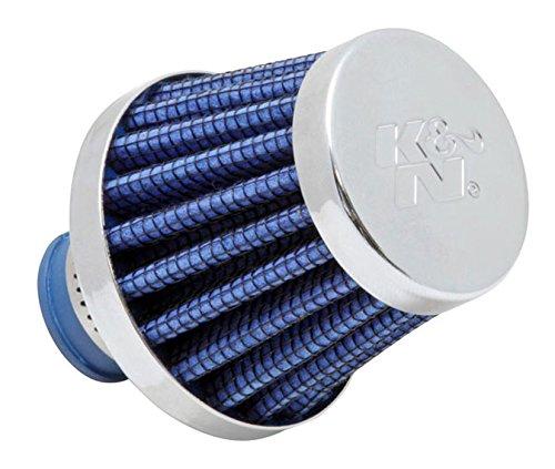K N Filter & 62-1600BL-L Luftfilter °/° Abluftstutzen