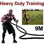 Popamazing Battle Rope Body Strength...