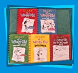 Diary of a Wimpy Kid 5 Volume Set: WIMPY KID, DO - IT - YOURSELF, RODRICK RULES, THE LAST STRAW, Dog Days
