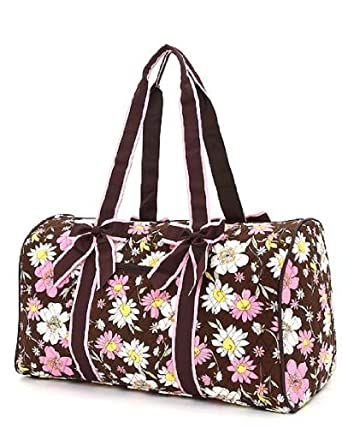 Amazon.com: Belvah Large Quilted Floral Pattern 21