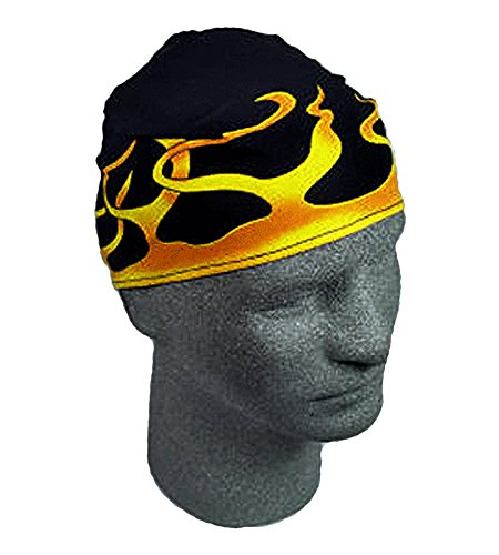 Zanheadgear Streetdanna Medium Flame Unisex Headwear