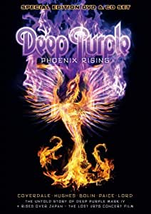 Deep Purple: Phoenix Rising (DVD/CD Combo)