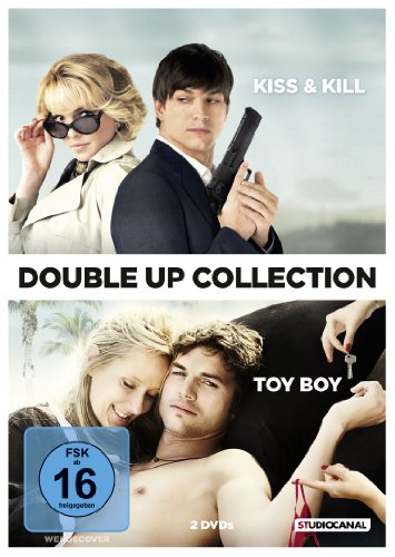 Kiss & Kill / Toy Boy (Double Up Collection, 2 Discs)
