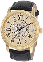 Stuhrling Original Men's 1077.333531 Classic Delphi Venezia Automatic Skeleton Black Watch by Stuhrling Original