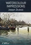 DVD : Watercolour Impressions : Joseph Zbukvic