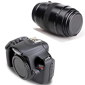 JJC Hot Shoe Cover Protective Cap for Canon EOS 5D Mark IV III 1DX Mark II 6D Mark II 7D Mark II 5DS R 60D 77D 70D 80D,EOS Rebel T7 T6 T7i T6s T6i SL2,EOS RP R M50 M5 and More Canon Camera