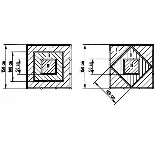 Beckmann-BCZ-Hochbeet-Pyramide-Farbe-braun