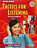 Developing Tactics for Listening: Student Book with Audio CD (0194384551) by Richards, Jack C.