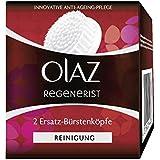 """Olaz Regenerist """"3 Zone"""" Ersatz-Gesichtsbürstenkopf, 2 Stück"""