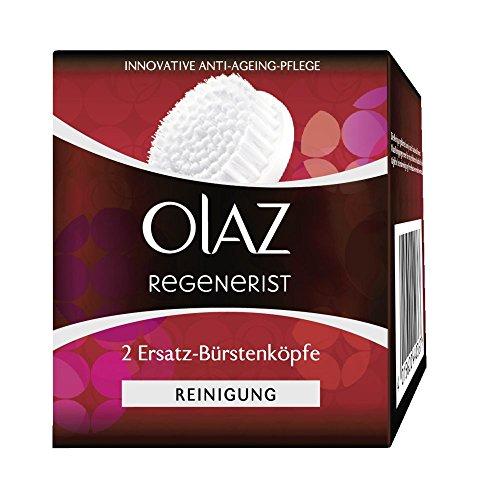 Olaz - Regenerist, Testine di ricambio per Regenerist Super Sistema Detergente 3 Zone, 2 pz.