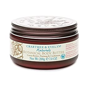Crabtree & Evelyn Naturals Botanical Body Butter 7 oz (200 g)