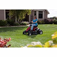 "24"" Rear Engine Riding Mower With Mulch Kit, Red by Murray"