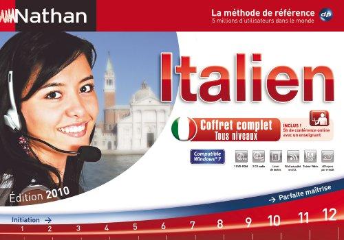Italien : DVD-ROM tous niveaux