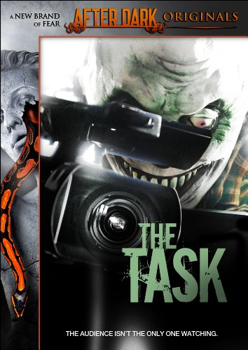 Cover art for  The Task (After Dark Originals)
