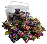 Süßigkeiten - Mix Party Box ohne Schokolade 192-teilig