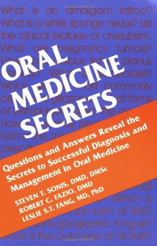 Oral Medicine Secrets, 1e
